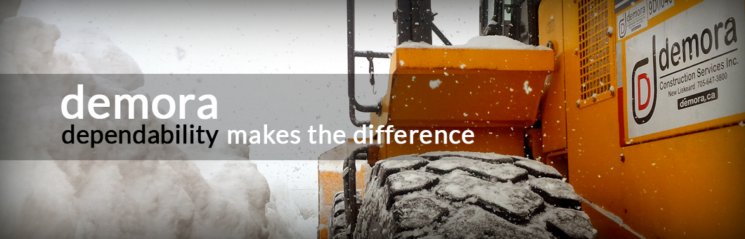 demora dependability makes the difference
